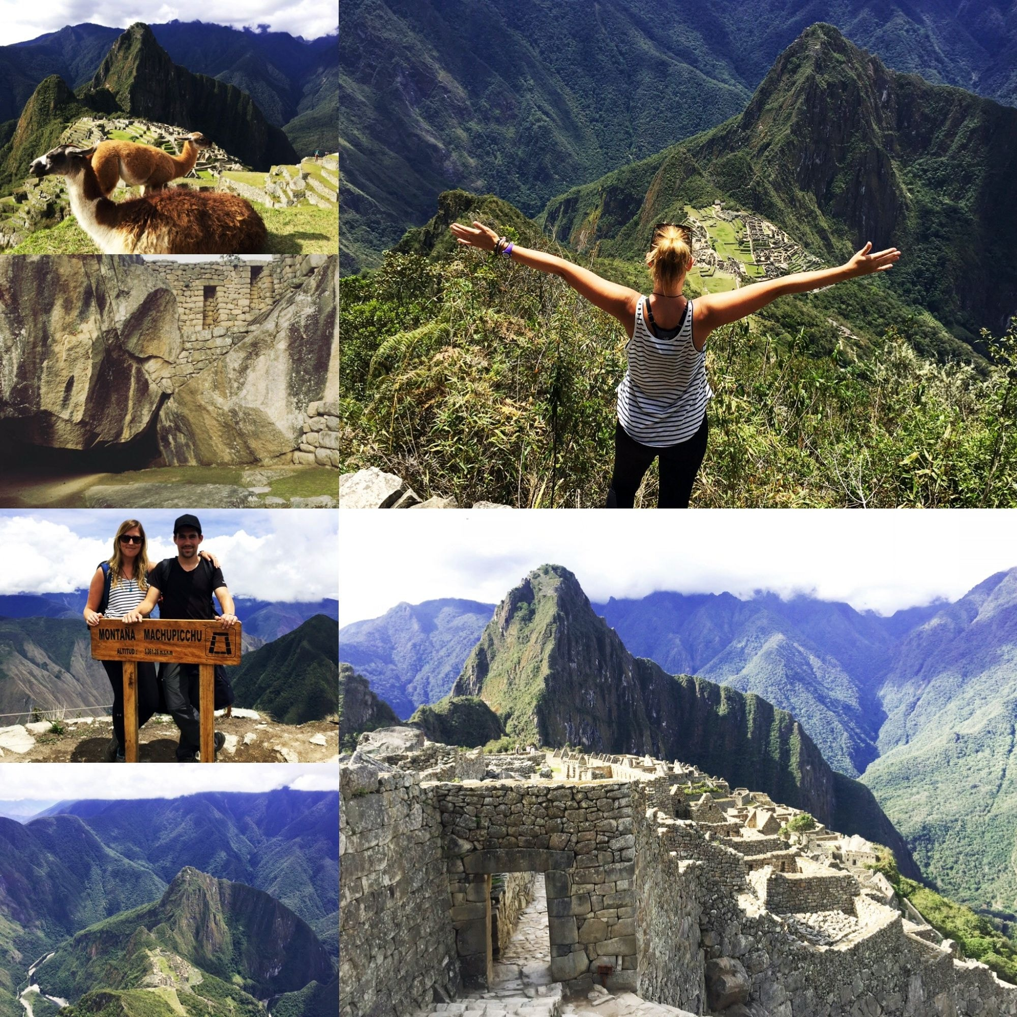 A Wonderful day at Machu Picchu, a must-see on any South America Itinerary